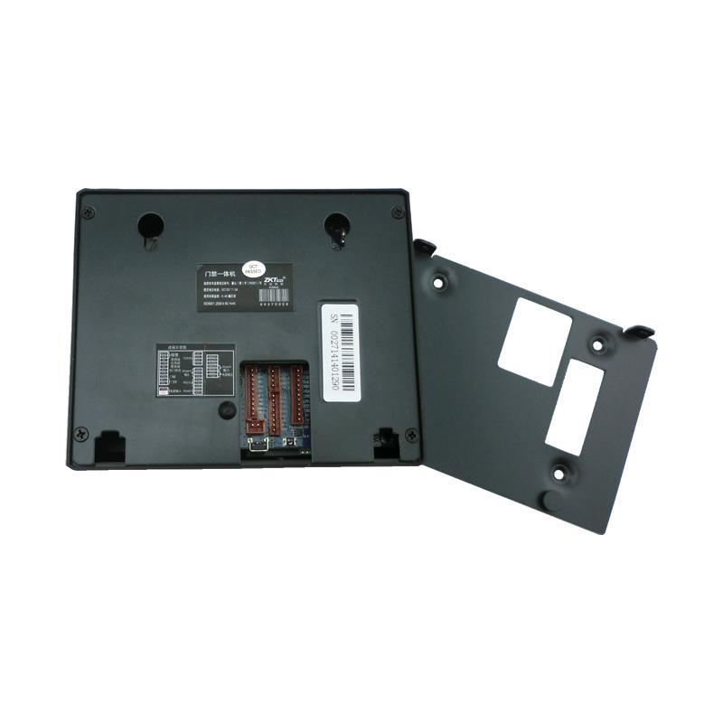 特性 ·简化版菜单. ·直接输出继电器信号开锁. ·出门开关.